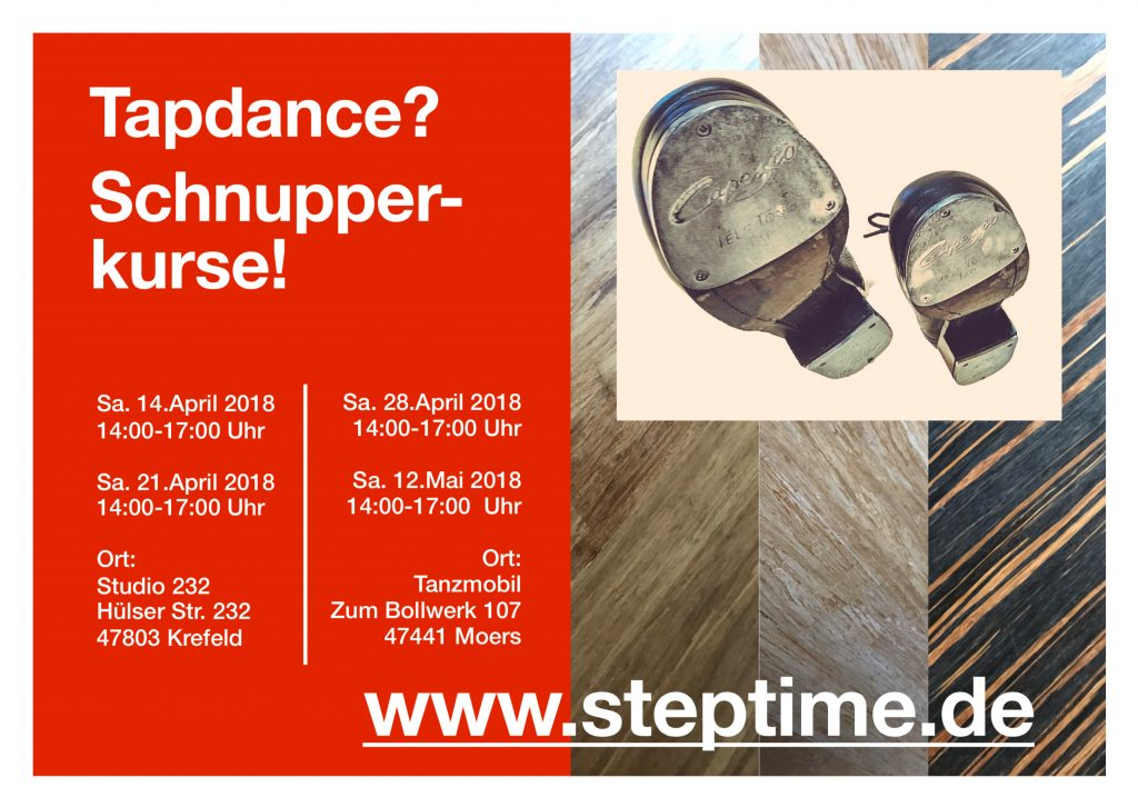 Tapdance Workshop 2018
